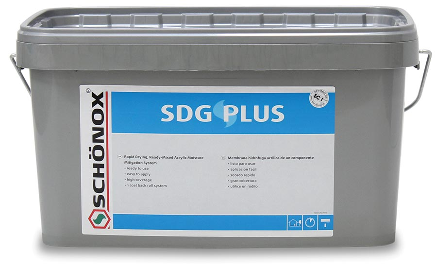 Schönox HPS North America SDG Plus