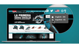 Makita-Spanish-Website