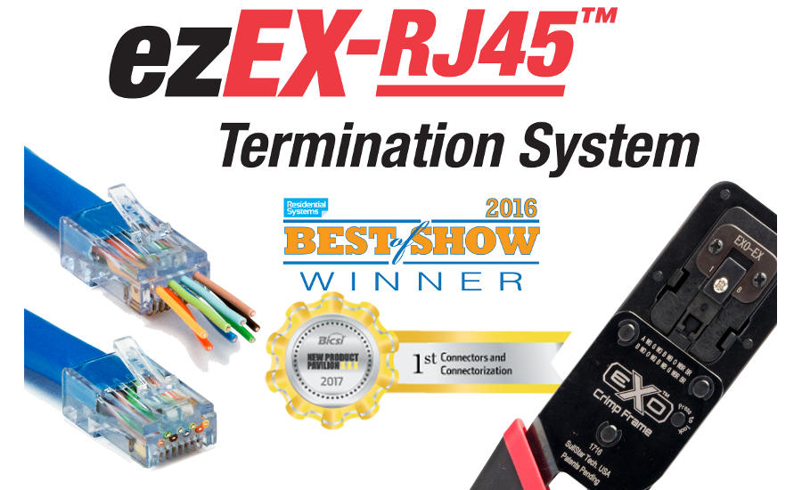 Platinum Tools Launches ezEX-RJ45 Termination System