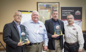 Fishman-Mapei-Vendor-Award