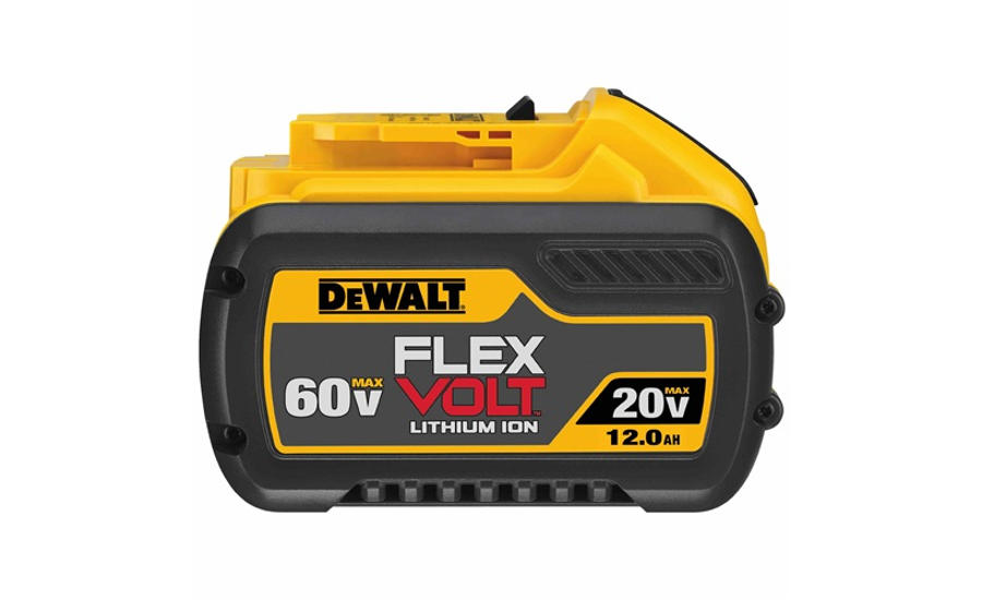 Dewalt Expands Battery and Charger Offerings