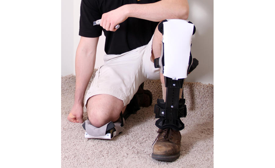 ProKnee Offers Extended Sizes for Comfort