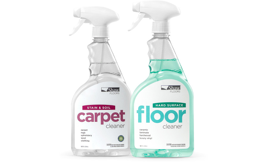 Clean for a Cause with Shaw Floors