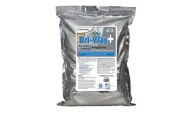 Dri-Way+ carpet cleaning compound