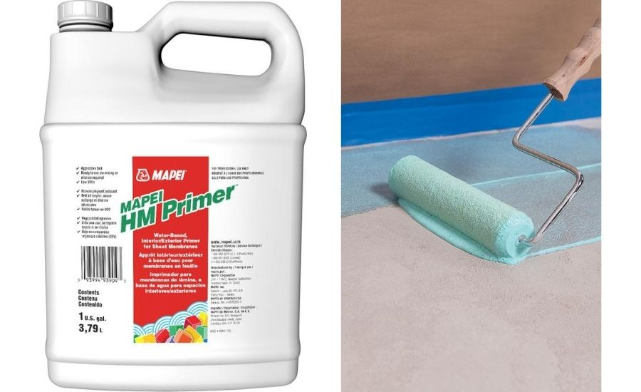 Mapei Introduces New Primer