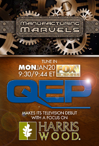 QEP Manufacturing Marvels