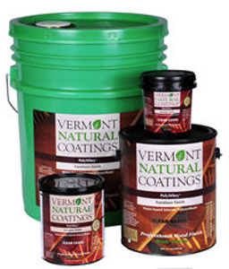 Vermont Natural Coatings Polywhey Top Green Finish For