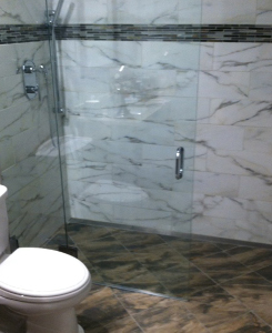 LUXE Linear Shower Drain