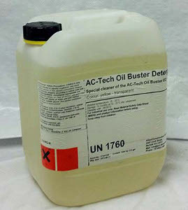 ACâ?¢Tech Relaunches Oil Buster System
