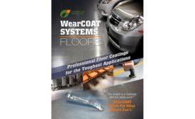 Coatings for Industry's Wearcoat brochure