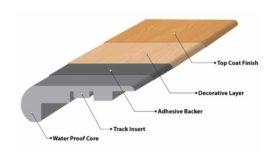 Enduracor WPC moldings