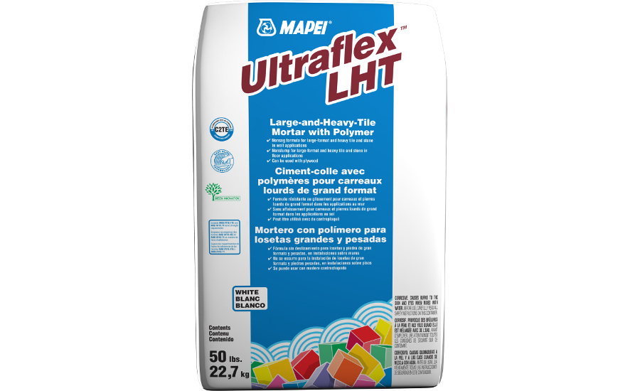Mapei Introduces Ultraflex Lht To Us Market 2016 04 19 Floor