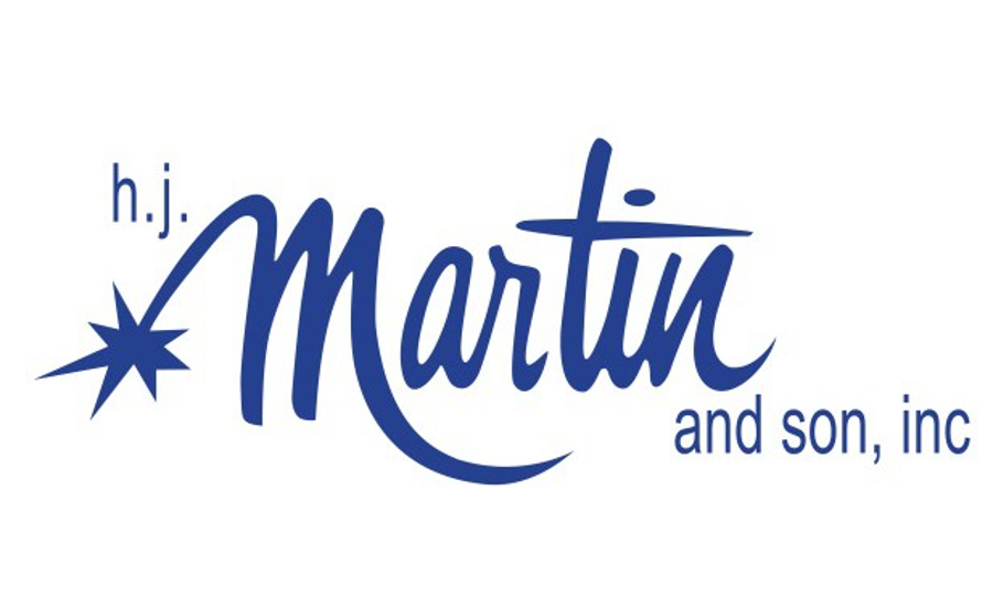 H.J. Martin and Son Logo 900x550