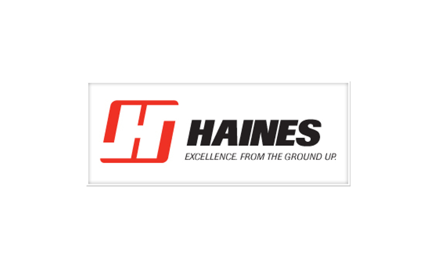haines to present first supplier reliability award to