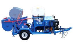 Blastcrete Equipment Co.'s upgraded D6528 Mixer/Pump