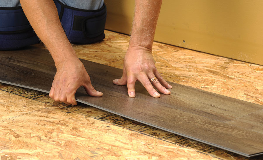 Floating Click Systems 101 Installing Laminate Flooring And Lvt