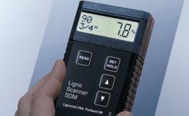 Lignomat Dual-Depth Pinless Meter
