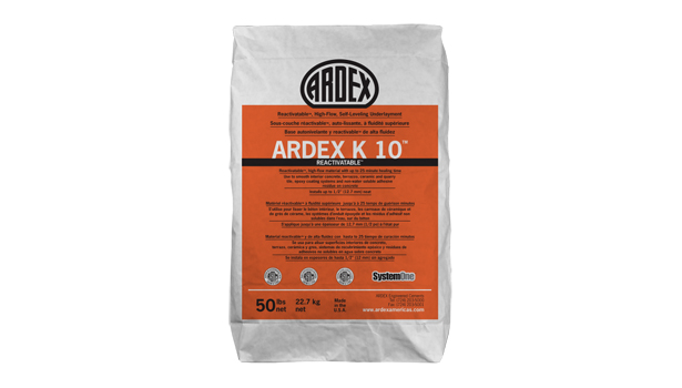 Ardex Expands Self Leveling Underlayment Options 2015 01