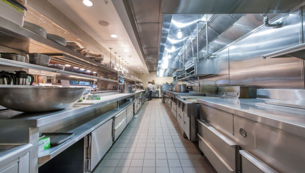 Custom Building Products Tile and Stone Line for Commercial Kitchens ...