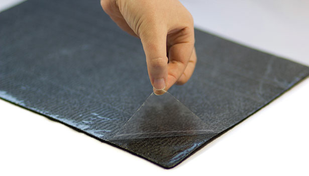 InstaLay Underlayment a Self-Adhesive System