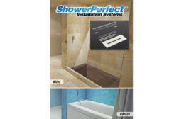 MAPEI ShowerPerfect Kits for Tub-To-Shower Conversions
