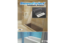 ShowerPerfect Installation Systems