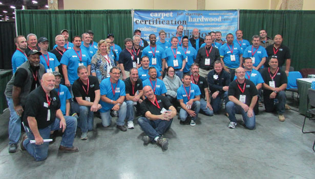 CFI instructors and installers