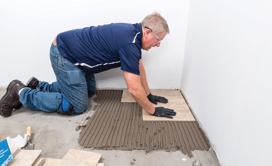 All About Flooring Adhesives