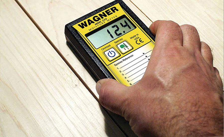 Moisture In Hardwood 101 Test The