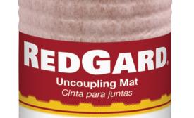 RedGard uncoupling mat