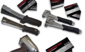 Powernail staples, tool line