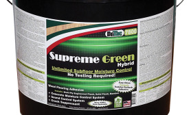 Dritac Supreme Green 7800 wood flooring adhesive