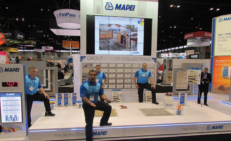 MAPEI introductions