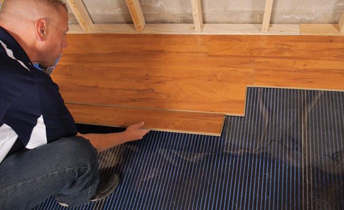 Installing In Floor Radiant Heat