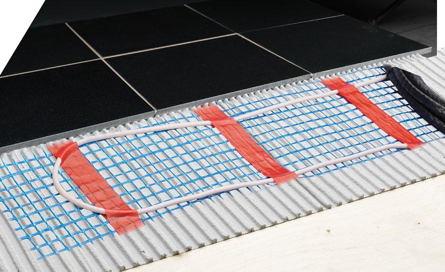 Installing In Floor Radiant Heat Systems 2016 09 01