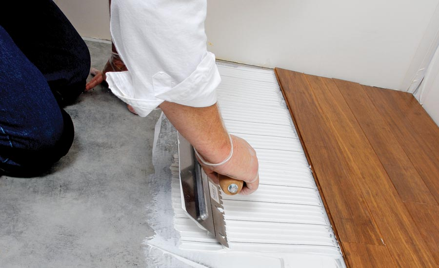 Installing Bamboo Flooring In Commercial Applications
