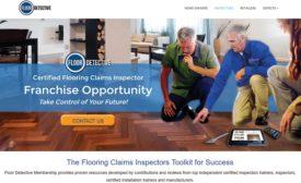 Floor Detective website