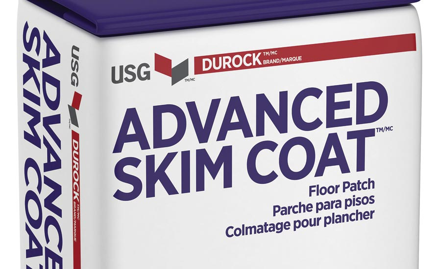 USG Expands Durock Portfolio for Subfloor Preparation