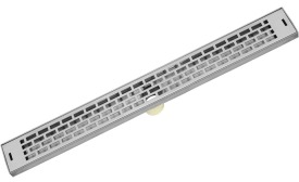 LUXE Linear Drains Subway Style
