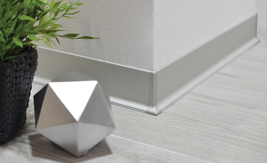 Schluter Introduces Designbase Sl Metal Wallbase 2016 12
