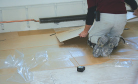 underlayment specific to floor covering