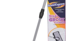 Grout Express grout cleaning system