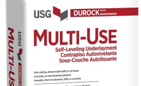 Durock Multi-Use Self-Leveling Underlayment