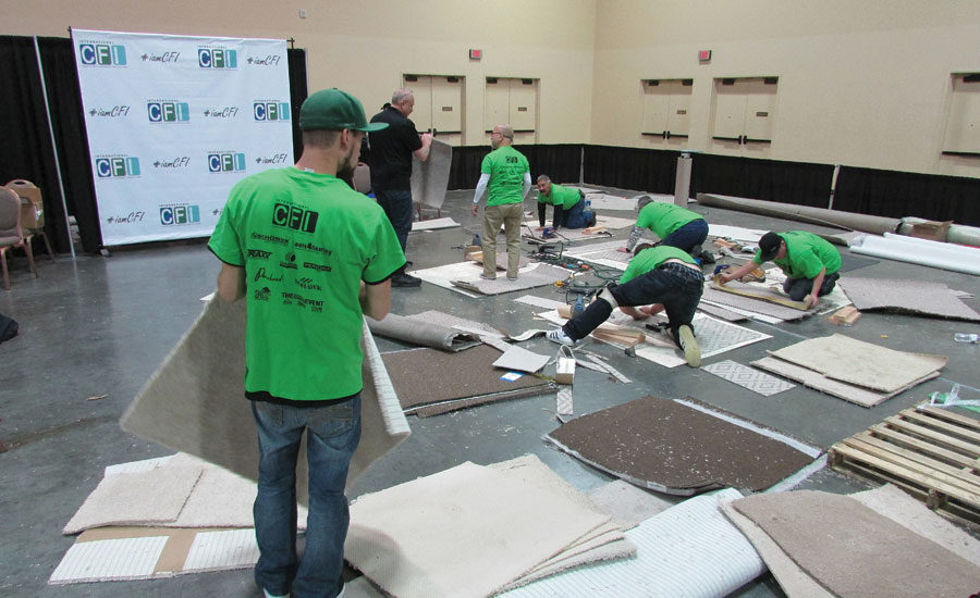 Tise 2017 Wrap Up The Latest Installation Products Certifications 2017 03 01 Floor Covering