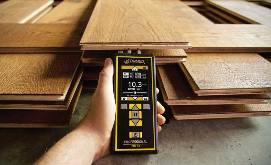 Moisture Testing In Wood Floors A Manufacturer Roundtable 2017