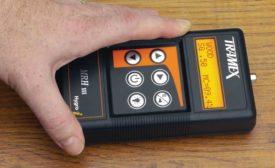 MRH III Moisture and Humidity Meter