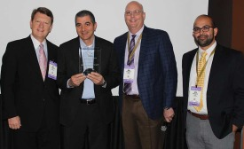 Mirage receives Supplier Reliability Award