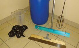 tools for installing SLUs