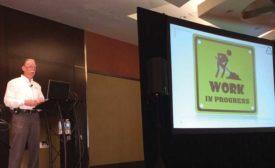 presentation by Bob Peoples