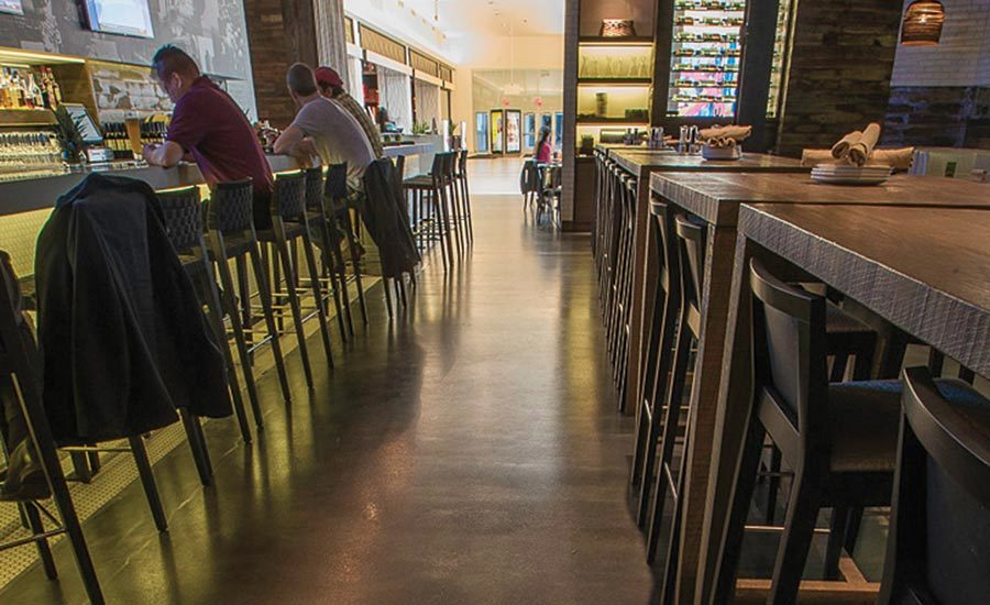 Resinous Flooring for Bars and Pubs
